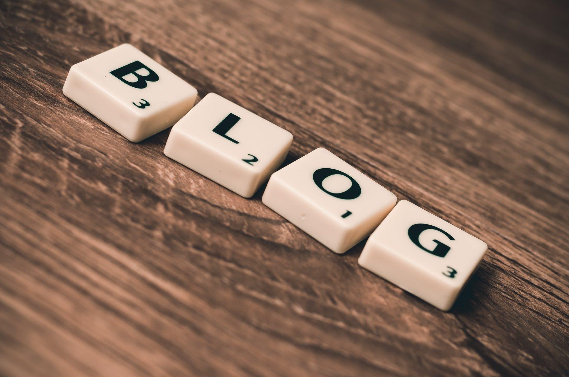 blog icon information internet